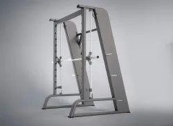 Smith Machine with Counter Balance