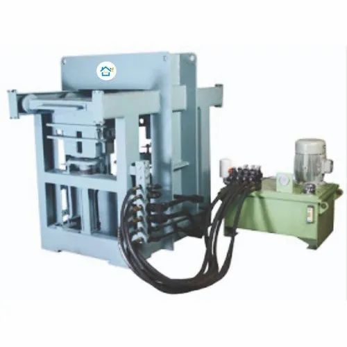 PSM-2 Semi Automatic Brick Paver Making Machine With Two Station