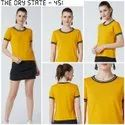 Ladies Yellow T-Shirts