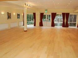 Dance Floor Wooden Flooring Service
