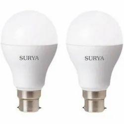 Plastic Round Surya 9W Neo LED Bulb
