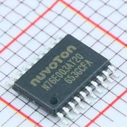 N76E003AT20 Integrated Circuit