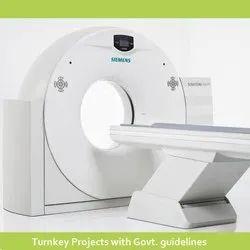 Refurbished Siemens Spirit Dual Slice CT Scan Machine