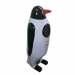 FRP Penguin Dustbins