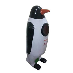 FRP Penguin Dustbin