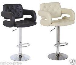 Backrest Bar Chair