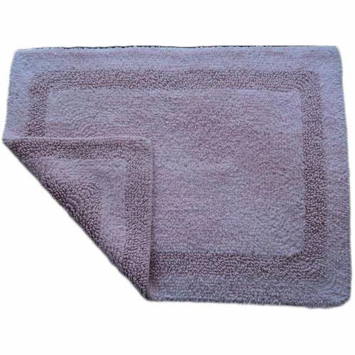 100 Cotton Reversible Bath Rug
