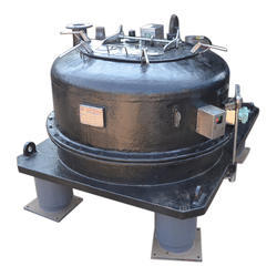 Stainless Steel 48 Inch Industrial Centrifuge Machine