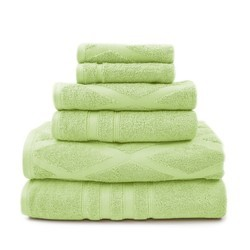 Mix Solid Bath Towels
