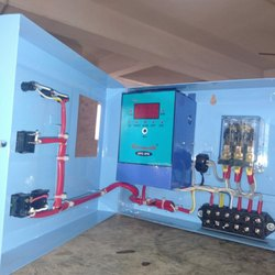 3 Phase Dry Run Control Panel