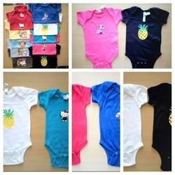 Cotton Both Baby Body Suit