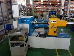 EDGE WINDING MACHINE