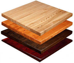 Hardwood Table Top