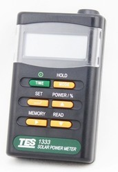 Handheld Solar Power Meter
