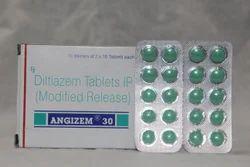 Angizem 30 Tablet