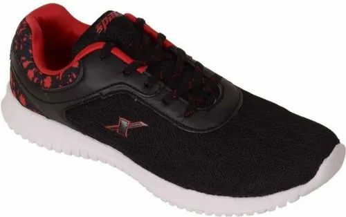 red and black shoes womens