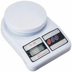 SF-400 Stainless Steel Electronic LCD Weighing Machine