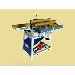 MEC 301 Open Stand Surface Planer, For Industrial, Automation Grade: Automatic
