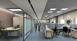 Office Interior Contractor Service Turnkey Project, Type Of Property Covered: Commercial