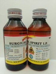 Surgical Spirit IP, Packaging Type: Pet Bottle, for Hospital