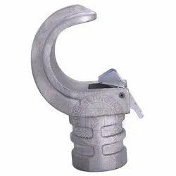 Silver Color Aluminum Scaffolding Brace Hook