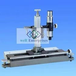 WER Traveling Microscope, Model Name/Number: WER63
