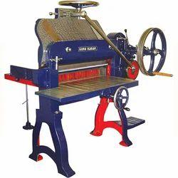 Gurunanak Paper Cutting Machine