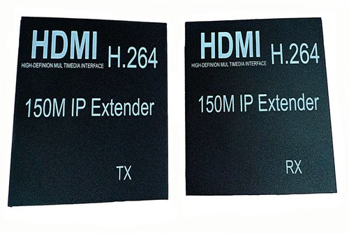 Hdmi Extender/repeater Over Lan Rj45 Cat5e Cat6 With Ir Up To 150m