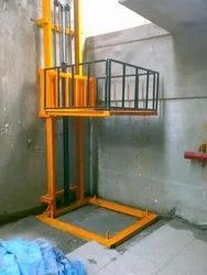 Shree jee Material Lift, For Warehouses