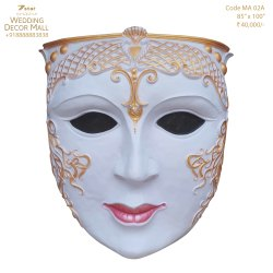 MA02A Fiberglass Mask