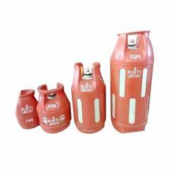 Mild Steel Commercial  LPG Cylinder