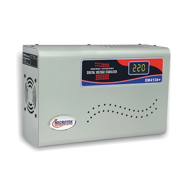 Microtek EM4130+ Air Conditioner Voltage Stabilizer