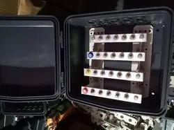Square 6 Way ABC Cable Three Phase Distribution Box