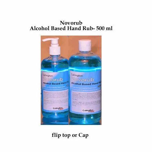 Novorub - Alcohol Based Hand Rub - 500 ml