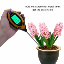 4 in 1 Soil pH Meter