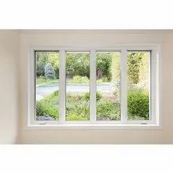 White Residential & Commercial UPVC Casement Windows