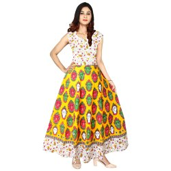 Woman Indo Western Rajasthani Dresses