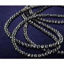 Jogi Gems Black Diamond Beads Necklace, Packaging Type: Box