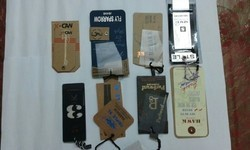 Readymade Garment Hang Tags