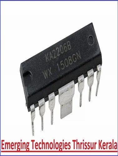Emerging 1pcs Ka2206b Linear Integrated Circuit Stereo Audio Amplifier  Ka2206b Ka2206 2206
