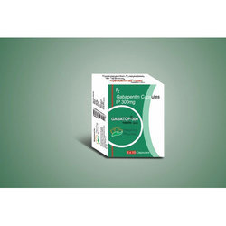 Gabapentin Capsules IP 300 mg