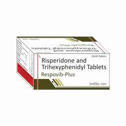 Risperidone Trihexyphenidyl