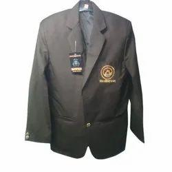 Winter School Cotton Blazer, Size: S - L, Packaging Type: Packet