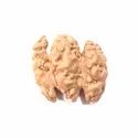 Golden Brown Shri Rudraksha 1 Mukhi Trijuti