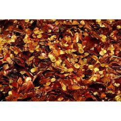 Dried Red Chili Flake, Packaging: Packet