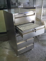 Stainless Steel Punch Cabinet