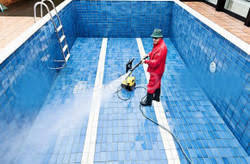 Swimming Pool Cleaning Service at Rs 10/square feet ...