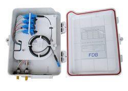 4 Way Fibre Distribution Boxes, IP33