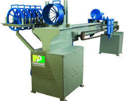 Bamboo Radial Splitter Machine