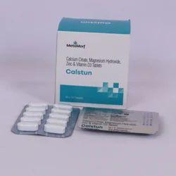 Calcium Citrate Magnesium Hydroxide Zinc